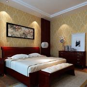 卧室黄色壁纸展示