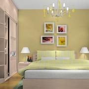 卧室装饰画展示