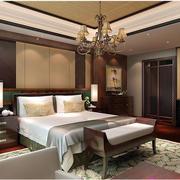 现代俊秀卧室图片