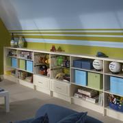 阁楼儿童房设计