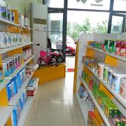 孕婴店置物柜欣赏