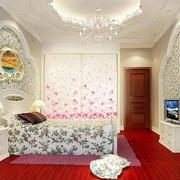 韩式田园小卧室