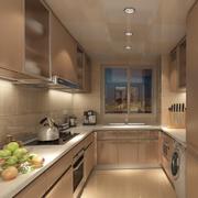 设计精致的厨房效果图
