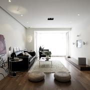 客厅地板砖设计