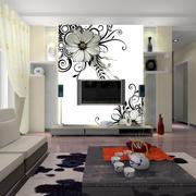 电视背景墙图案设计