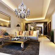 小户型现代精致客厅