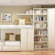 温馨简约的卧室