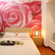 大户型卧室壁纸欣赏