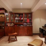 书房小书柜图片