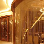 奢华精致的饭店展示