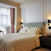 简单素雅的卧室