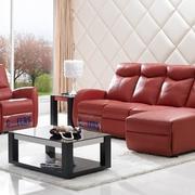 商品房客厅大型沙发