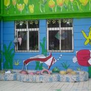 春意盎然的幼儿园