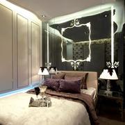 古典优美的卧室