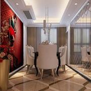 餐厅瓷砖地板图片