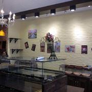 蛋糕店墙面装饰