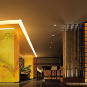 饭店大厅装饰设计