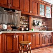 别墅厨房橱柜欣赏
