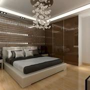 家庭卧室水晶吊灯