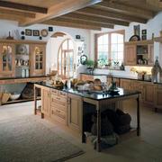 淳朴自然的厨房