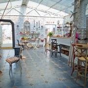 简洁小户型咖啡店