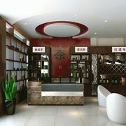 精致的烟酒店室内设计