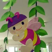 有创意的幼儿园装饰