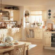 巴洛克厨房设计
