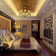 高大上的卧室展示