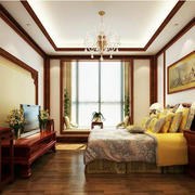 现代卧室榻榻米床图片