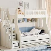 优雅大户型儿童床