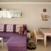 小公寓客餐厅装潢