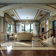 温馨华丽的客厅