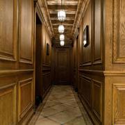 复古典雅走廊吊顶