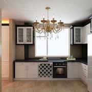 简约现代化厨房橱柜