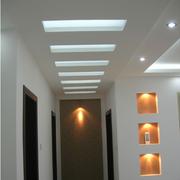 现代简洁走廊吊顶