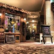 复古典雅咖啡店