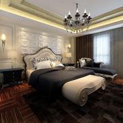 复式别墅卧室展示