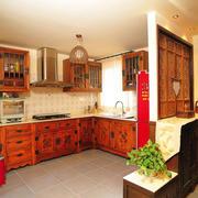 厨房橱柜展示