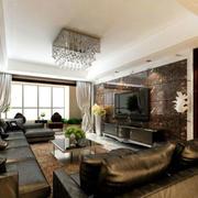 大户型家庭客厅