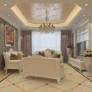 素雅温婉的客厅