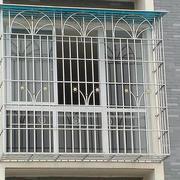 铁艺时尚家居窗户