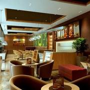 简欧式风格咖啡店