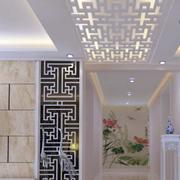 新中式走廊吊顶