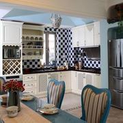 清新整洁的厨房
