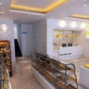 现代小户型蛋糕店