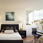 明亮通透的卧室