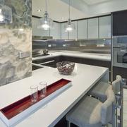 精致现代化厨房