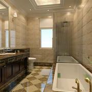 别墅卫生间防水设计