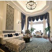 精致优雅的客厅吊顶